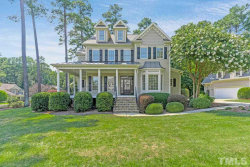 Photo of 8300 Covington Hill Way, Apex, NC 27539 (MLS # 2333875)