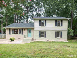 Photo of 1526 Cone Avenue, Apex, NC 27502 (MLS # 2334241)