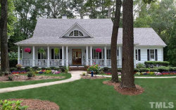 Photo of 5300 Impatiens Court, Holly Springs, NC 27540 (MLS # 2343784)