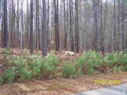 Photo of Lot 21 Rodinson Lane, Wake Forest, NC 27587 (MLS # 2155992)