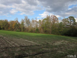 Photo of 18.09 Acres Halifax Road, Youngsville, NC 27596 (MLS # 2292280)