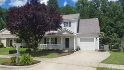 Photo of 308 EVENING STAR Drive, Apex, NC 27502 (MLS # 2156388)