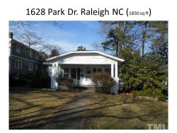 Photo of 1628 Park Drive, Raleigh, NC 27606 (MLS # 2163933)