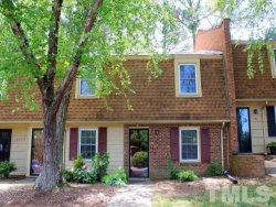 Photo of 4703 Blue Bird Court , F, Raleigh, NC 27606 (MLS # 2291939)