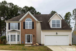 Photo of 929 Avent Meadows Lane, Holly Springs, NC 27540 (MLS # 2311987)