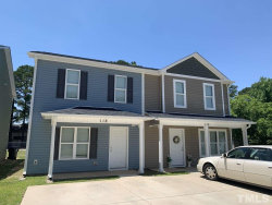 Photo of 118 Temple Street, Four Oaks, NC 27524 (MLS # 2328945)