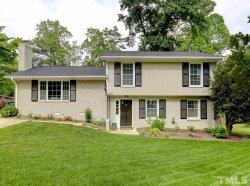 Photo of 4902 Lakemont Drive, Raleigh, NC 27609 (MLS # 2330564)