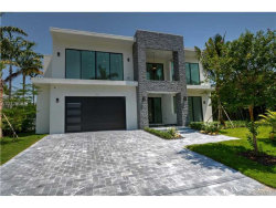 Photo of 2707 Sea Island Dr, Fort Lauderdale, FL 33301 (MLS # A10129063)