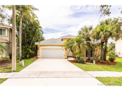 Photo of 1131 Northwest 185th Avenue, Pembroke Pines, FL 33029 (MLS # A10312012)