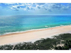 Photo of 4900 North Ocean Blvd, Unit PH1708, Lauderdale By The Sea, FL 33308 (MLS # A10098987)