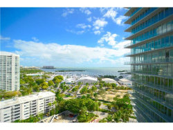 Photo of 2669 South Bayshore Drive, Unit 1401-N, Coconut Grove, FL 33133 (MLS # A10205154)