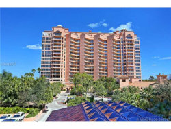 Photo of 60 Edgewater Dr, Unit 4F, Coral Gables, FL 33133 (MLS # A10248377)