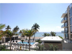 Photo of 2101 South Surf Rd, Unit 3C, Hollywood, FL 33019 (MLS # A10271418)