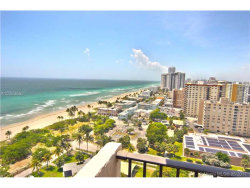 Photo of 1201 South Ocean Dr, Unit 1904S, Hollywood, FL 33019 (MLS # A10283662)