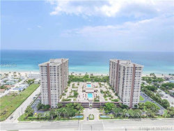 Photo of 1201 South Ocean Drive, Unit 403 S, Hollywood, FL 33019 (MLS # A10292745)