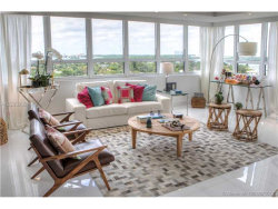 Photo of 10205 Northwest Collins Ave, Unit 802, Bal Harbour, FL 33154 (MLS # A10293306)