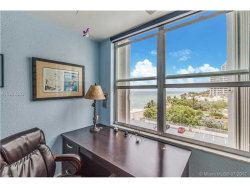 Photo of 2751 South Ocean Dr, Unit 606S, Hollywood, FL 33019 (MLS # A10293362)