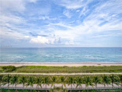Photo of 9111 Collins Ave, Unit N-721, Surfside, FL 33154 (MLS # A10296659)
