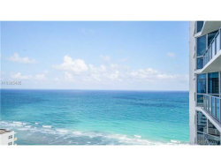 Photo of 3101 Ocean Drive, Unit 2203, Hollywood, FL 33019 (MLS # A10305485)