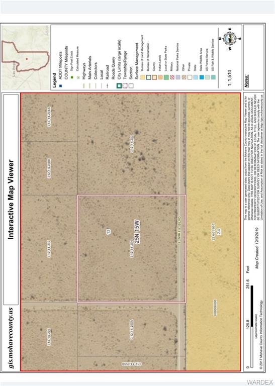 Photo for Lot 232 Mikes Blvd, Kingman, AZ 86401 (MLS # 963849)