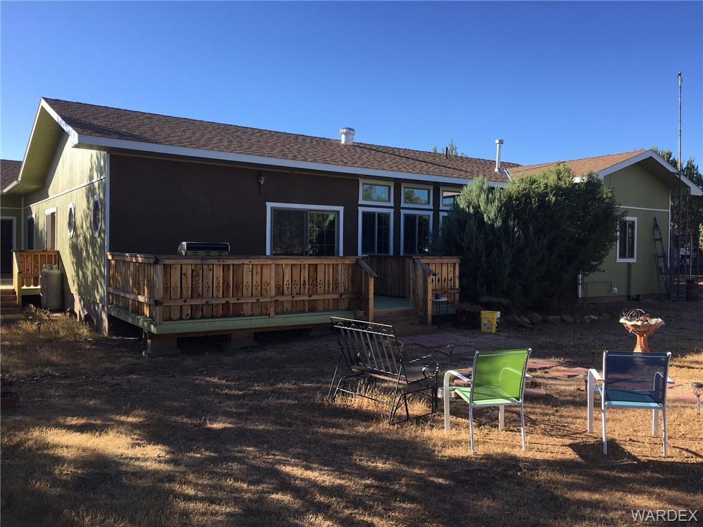 Photo for 37526 W Howling Coyote Road, Seligman, AZ 86337 (MLS # 953031)