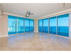 Photo of 3101 South Ocean Drive, Unit 2901, Hollywood, FL 33019 (MLS # A10222290)