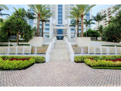 Photo of 3101 South Ocean Drive, Unit 3203, Hollywood, FL 33019 (MLS # A10224986)