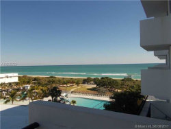 Photo of 9273 Collins Ave, Unit 509, Surfside, FL 33154 (MLS # A10285239)