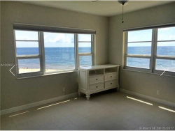 Photo of 6000 North Ocean Blvd, Unit 6B, Lauderdale By The Sea, FL 33308 (MLS # A10290727)