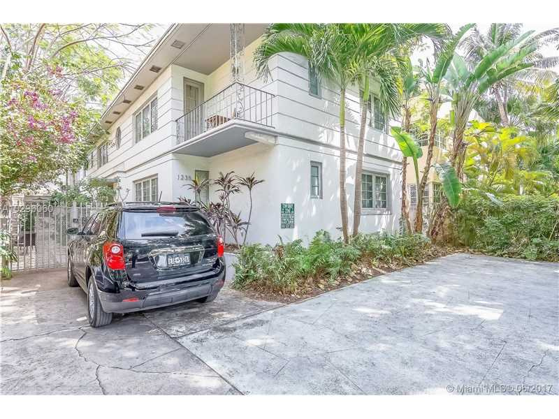 Photo for 1235 Meridian Ave, Unit 3, Miami Beach, FL 33139 (MLS # A10296060)
