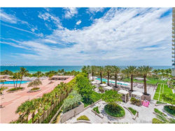 Photo of 9705 Collins Ave, Unit 501N, Bal Harbour, FL 33154 (MLS # A10297379)