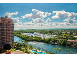 Photo of 60 Edgewater Drive, Unit PH3F, Coral Gables, FL 33133 (MLS # A10312836)