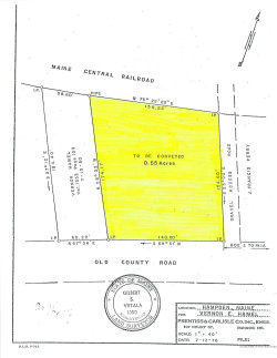 Photo of 00 Old County Road, Hampden, ME 04444 (MLS # 1424259)
