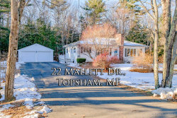 Photo of 22 Mallett Drive, Topsham, ME 04086 (MLS # 1400477)