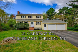 Photo of 21 Carriage Road, Cumberland, ME 04110 (MLS # 1415866)