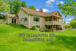 Photo of 399 Falmouth Road, Falmouth, ME 04105 (MLS # 1418825)