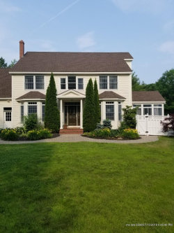 Photo of 107 Hardy Road, Falmouth, ME 04105 (MLS # 1421087)