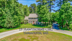 Photo of 19 Hawthorne Circle, Yarmouth, ME 04096 (MLS # 1422277)