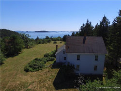 Photo of 443 Weir Cove Road, Brooksville, ME 04642 (MLS # 1428679)