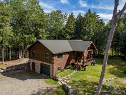 Photo of 49 Marble Point Road, Mount Vernon, ME 04352 (MLS # 1433057)