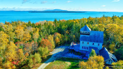 Photo of 424 Flye Point Road, Brooklin, ME 04616 (MLS # 1469016)