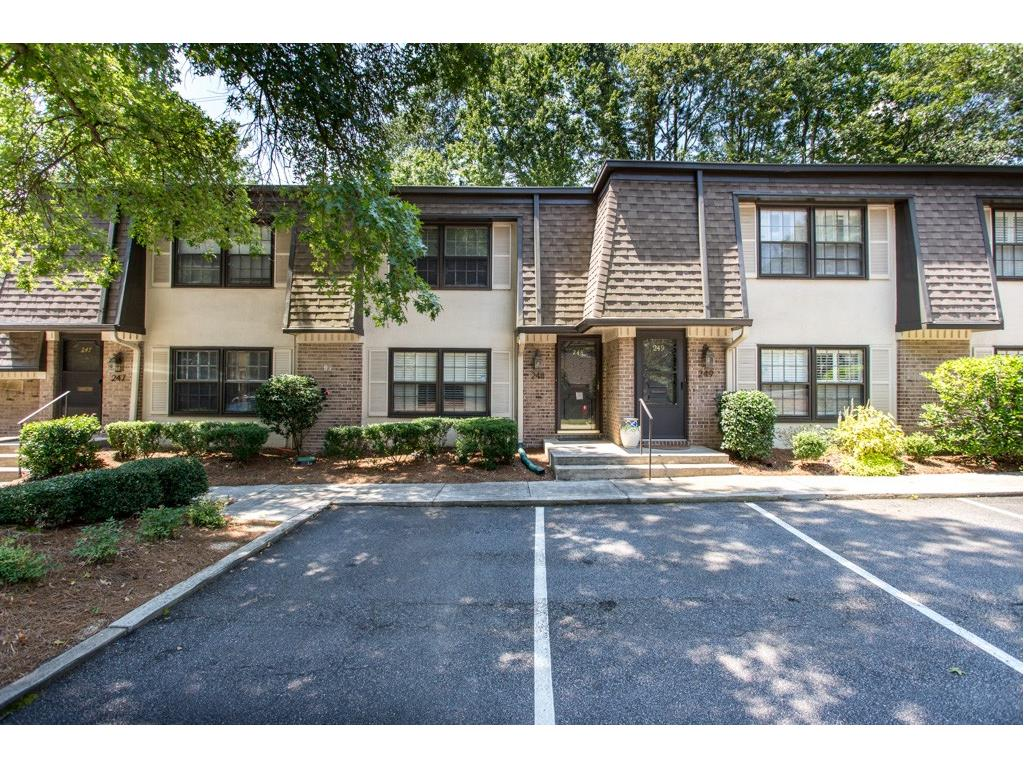 Photo for 248 Triumph Drive, Unit 248, Atlanta, GA 30327 (MLS # 5889474)