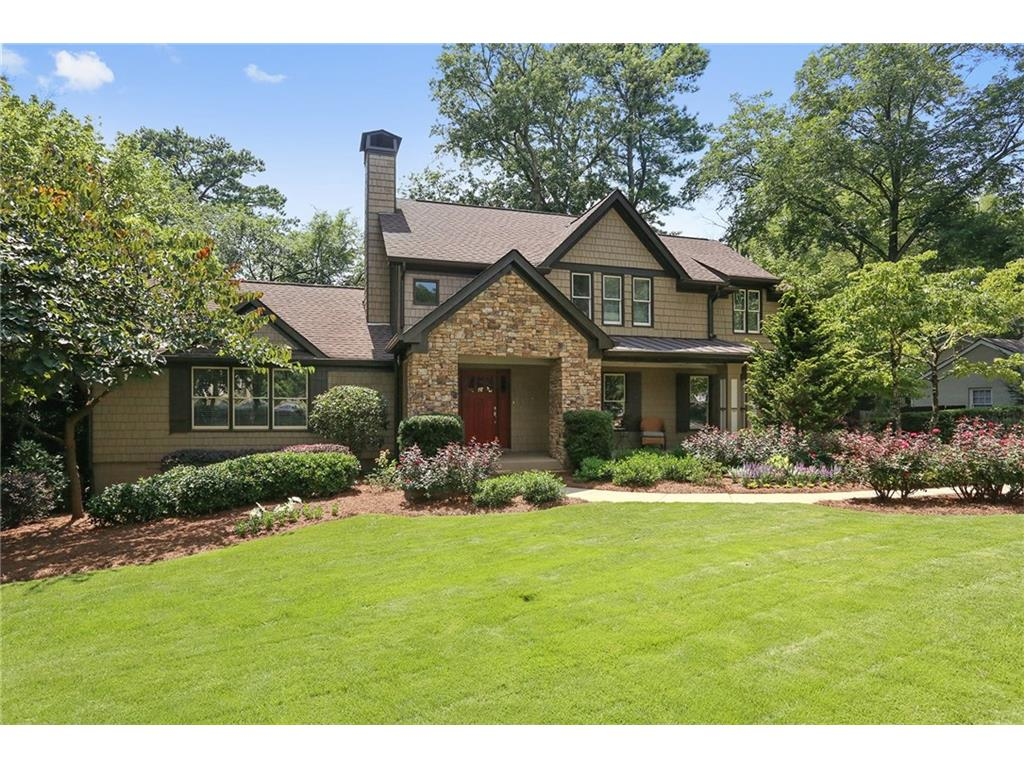 Photo for 4770 NW Dudley Lane NW, Atlanta, GA 30327 (MLS # 5882963)