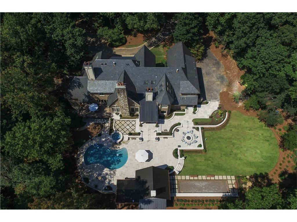 Photo for 3195 Paces Bend Court NW, Atlanta, GA 30327 (MLS # 5917377)