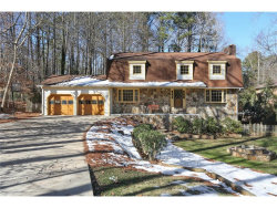 Photo of 2457 Cedar Wood Court, Marietta, GA 30068 (MLS # 5942489)