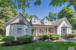 Photo of 7 Pine Cone Ct, Moriches, NY 11955 (MLS # 2960008)