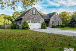 Photo of 25 Dock Road, Remsenburg, NY 11960 (MLS # 2989869)