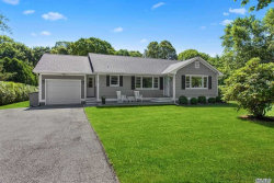 Photo of 4 Nidzyn Ave, Remsenburg, NY 11960 (MLS # 2995093)