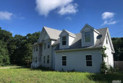Photo of 25 Wading River Rd, Center Moriches, NY 11934 (MLS # 3067764)