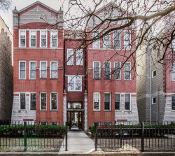 Photo of 1409 W Cuyler Avenue, Unit Number 1E, CHICAGO, IL 60613 (MLS # 09666172)
